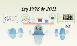 Ley 1448 de 2011