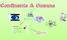 Prezi- Continents and Oceans