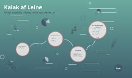 Kalak af Leine