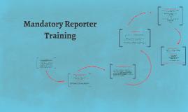 Mandatory Reporter Training