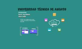 UNIVERSIDAD TECNICA DE AMBATO