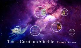 Creation/Afterlife