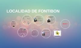 LOCALIDAD DE FONTIBON