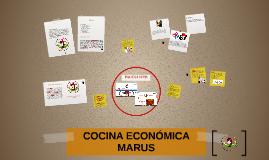 COCINA ECONÓMICA MARUS