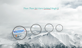 Than Than Sri Guru Arjan Dev Ji