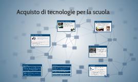 Tecnologie per la scuola