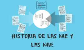 Copy of Historia de las NIC Y LAS NIIF.