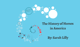 The History of Horses in America