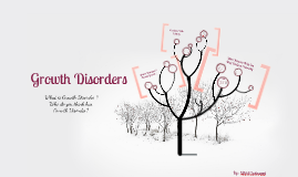 Growth Disorder