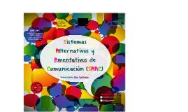 Copy of Sistemas alternativos y aumentativos de comunicación