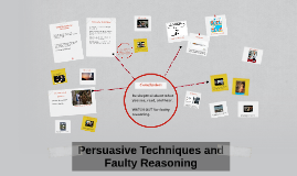 Persuasive Techniques and Faulty Reasoning