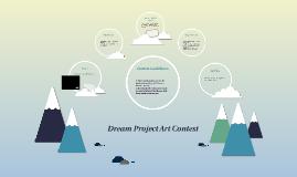 Dream Project Art Contest
