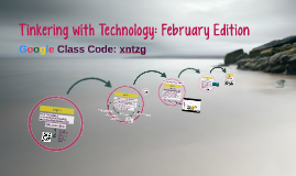 Tinkering with Technology: February Edition