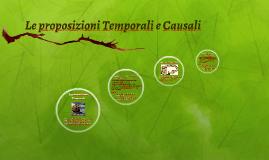 La proposizione Temporale