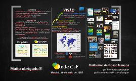 Rede CsF - 4º Colóquio