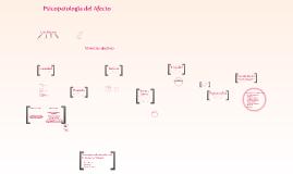 Copy of Psicopatología del Afecto