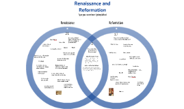 compare and contrast renaissance and reformation Renaissance & reformation  summary the renaissance began in the cities of  northern italy, leading to a flowering of art, sculpture and painting.
