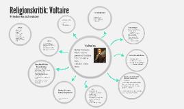 Religionskritik: Voltaire