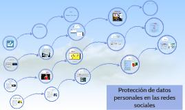 Protección de datos personales en las redes sociales