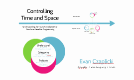 Controlling Time and Space