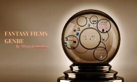 FANTASY FILM'S GENRE