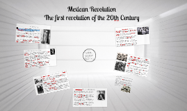 Copy of Mexican Revolution