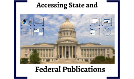 Accessing State Publications