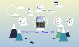 BBB-BD Team, March 2019