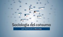 Inicio proyecto de aula sociología del consumo