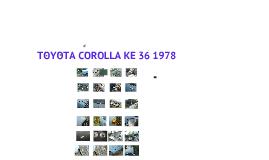 Toyota KE 36