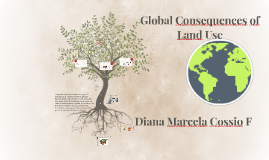 Copy of Global Consequences of Land Use