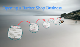Opening a Barber Shop Business