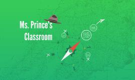 Ms. Prince's Classroom