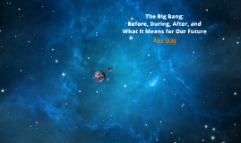 The Big Bang: Before, During, After, and What it Means for Our Future