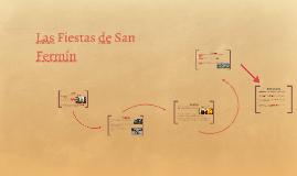 Copy of Las Fiestas de San Fermín