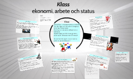 Sociologi - Klass