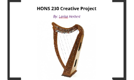 HONS 230 Creative Project