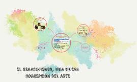 Copy of EL RENACIMIENTO, UNA NUEVA CONCEPCIÓN DEL ARTE
