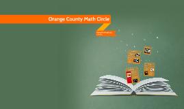 Orange County Math Circle