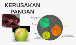 Copy of KERUSAKAN PANGAN