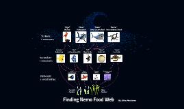 Copy of Finding Nemo Food Web