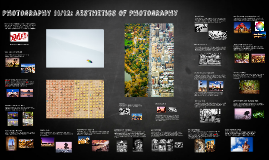 Aesthetics of Photography