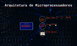 Arquitetura de Microprocessadores