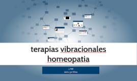terapia homeopatia