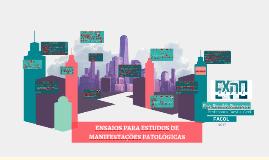 MINICURSO ENSAIOS PARA ESTUDOS DE MANIFESTAÇÕES PATOLÓGICAS