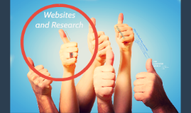 Websites as a Source