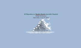 JCI Experience of Sheikh Khalifa Specialty Hospital