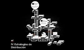 IV. Estrategias de Distribución