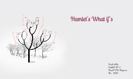 "Hamlet's ""What if's"""
