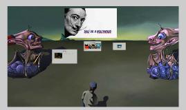 Dalí va a Hollywood